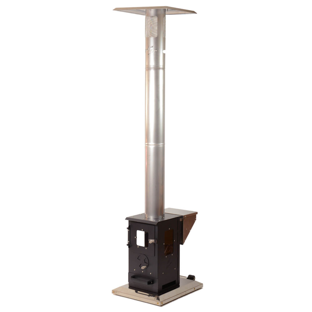 Lil Timber Wood Pellet Patio Heater