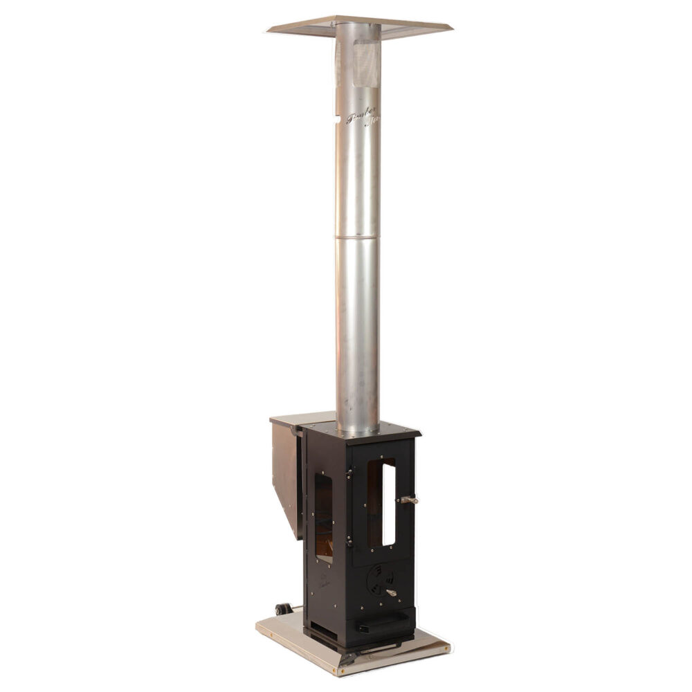 Big Timber Wood Pellet Patio Heater