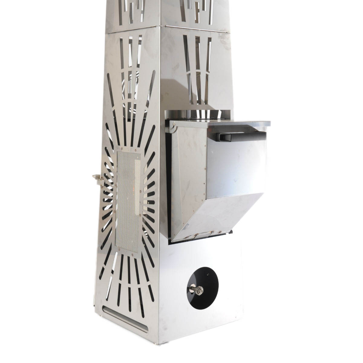 Big Timber Elite Patio Heater The Hottest Outdoor Heater